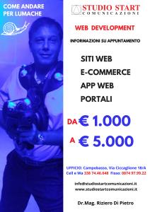 Promo Sito web